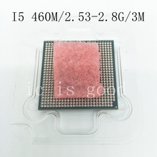 Processor I5 460M 3M Cache 2.53 GHz Laptop Notebook Cpu Processor  I5-460M