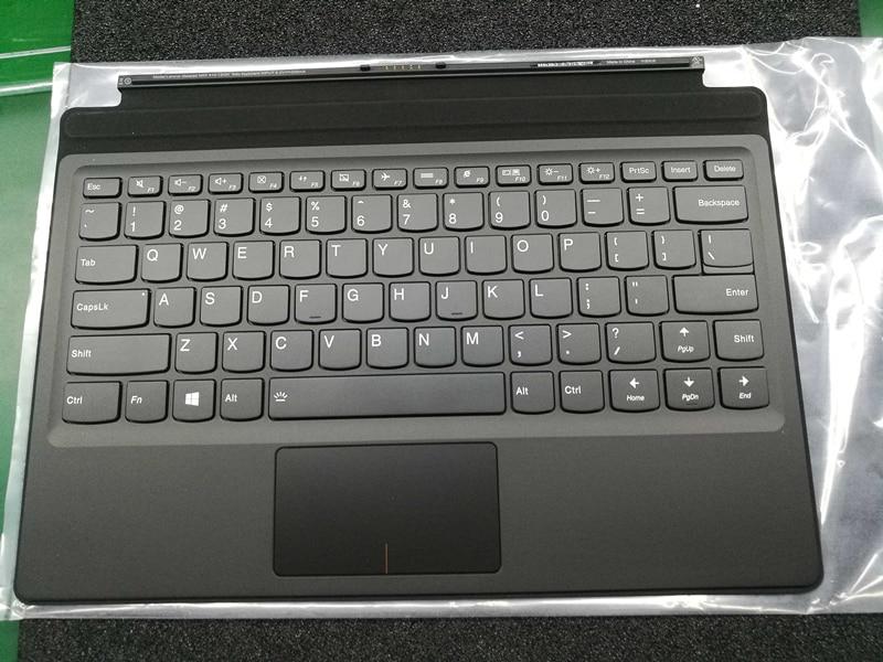 Nouveau clavier noir d'origine pour Lenovo ideapad MIIX 510 Miix 520 12ISK clavier Folio pour miix510 miix520