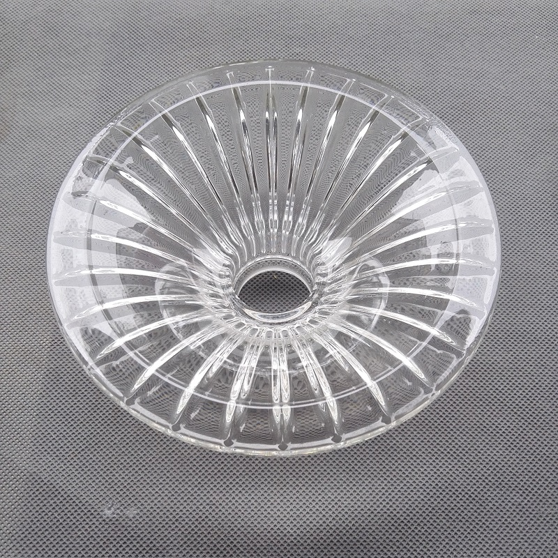 Sensible 145x56mm European Style Crystal Lamp Elbow Support Arm Flower Glass Bowl Tray Chandelier Decorative Lighting Accessories Chandelier Crystal