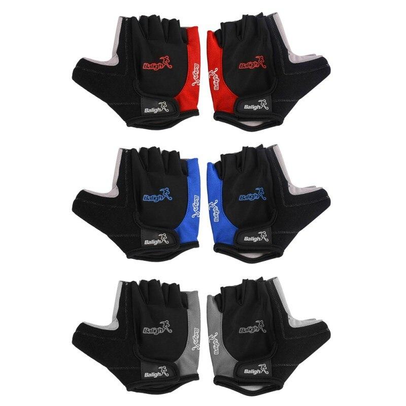 New Arrival Women Weight Lifting Gloves Training Gym Gloves Body Building Sport Fitness Gloves Exercise Men Gloves