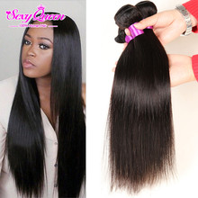 Peruvian Straight Virgin Hair Ms.Lula Hair Bundles Wet And Wavy Weave Cheap Human Hair Weave Bundles Deal Cabelo Humano Loiro