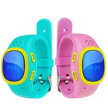 520 Children Smart Watch GPS Position Waterproof  with SIM Bracelet Multifunction Smart Phone