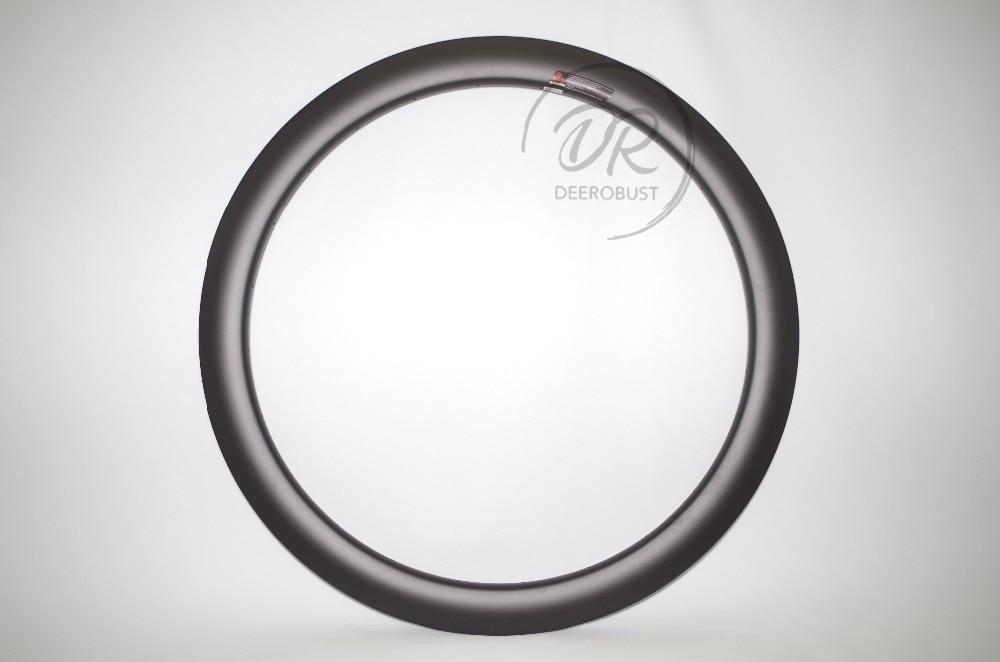 4737473b2a1 360G Super Light CYCLOCROSS 50mm x 25mm 700c ROAD DISC Carbon Tubular  Clincher Tubeless Road Bike Wheel Rims 3K TWILL UD 12K