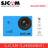 Original SJCAM SJ4000 Wifi Action A Video Camera 1080P HD 2 0 LCD Diving 30M Waterproof