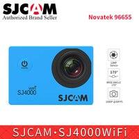Original SJCAM SJ4000 Wifi Action A Video Camera 1080P HD 2 0 LCD Diving 30M Waterproof
