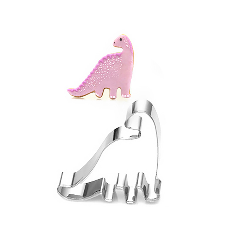 Animal Suit Baking Mold for Stainless Steel Baking Accessories Dome Dinosaur Mold Decoration Baking Tools New 2019