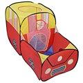 Venta CALIENTE Bebé de la Historieta Del Juguete Carpa Plegable Portable Al Aire Libre Carpas Niños Casa de Juegos de Interior Transpirable Jugar Juego Casa Cubby Choza