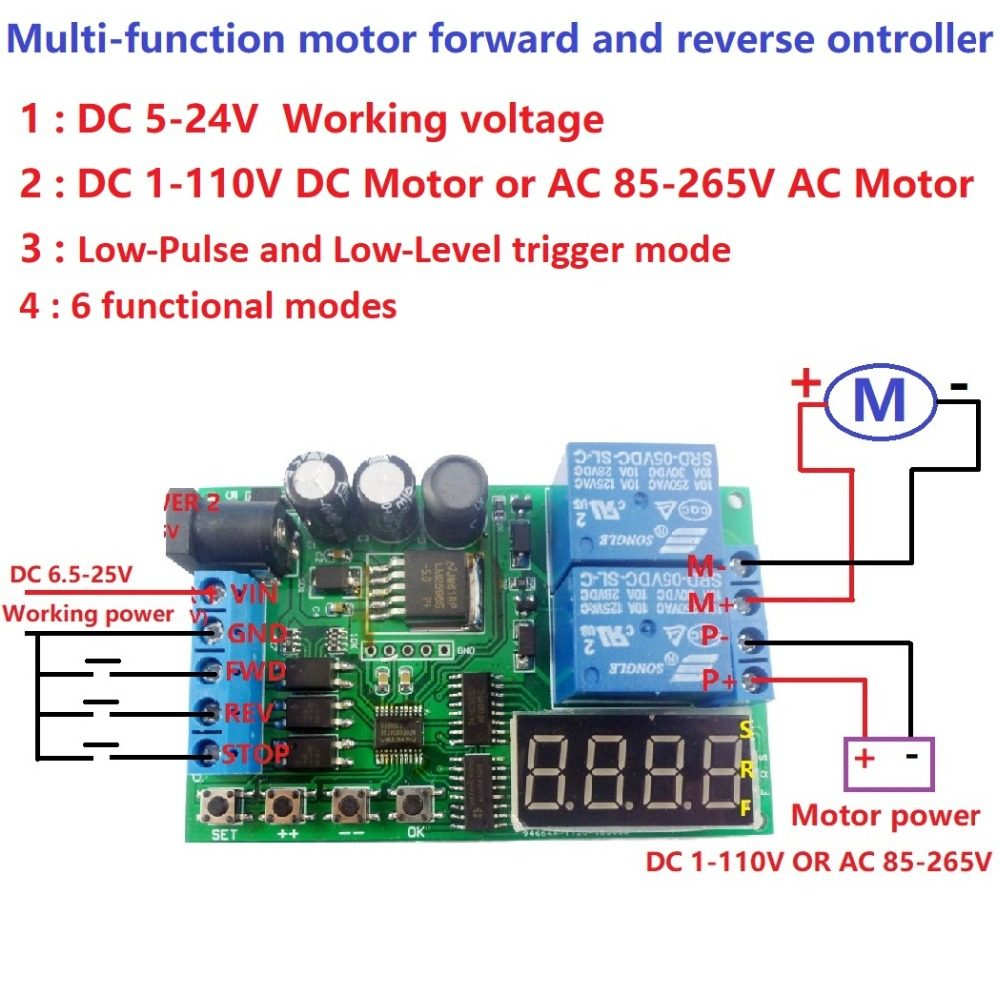 Online Shop Dc 12v 8 Channel Rs232 Relay Board Pc Usb Uart Db9 Garage Door With Wiring Diagram Plc 5 24v Multifunction Ac Motor Reversible Controller Driver For Toy Car
