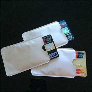 Image 2 - 10 ชิ้น/เซ็ต RFID Card การ์ดการปิดกั้น 13.56 MHz IC การ์ด NFC การ์ดรักษาความปลอดภัยป้องกันการสแกนโดยไม่ได้รับอนุญาต