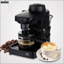 Xeoleo Automática Espresso cafetera 4 Taza de Leche de La máquina máquina de Café Espresso de Vapor de Alta presión máquina de burbujas 1000 W 5 Bar