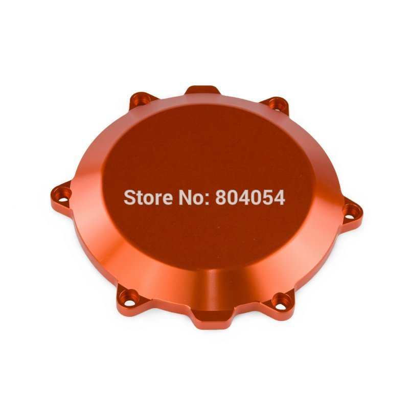 Оранжевый ЧПУ Заготовка Двигатель Снаружи Крышки Сцепления Подходит Для KTM 450/505 SX ATV 2009 2010 2011 2012