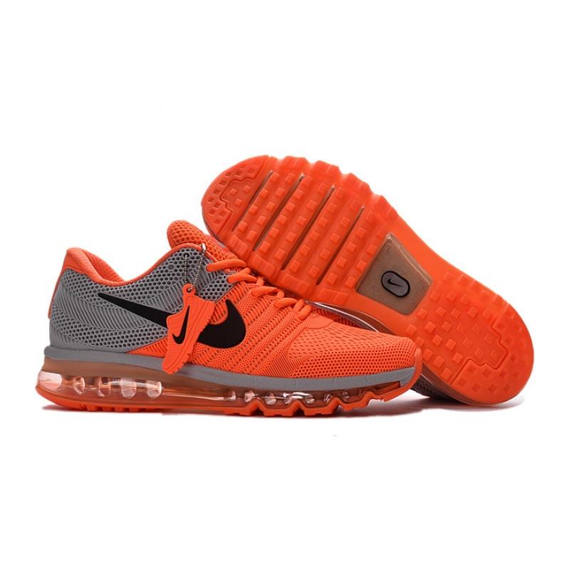 Nouveau style offre spéciale NIKE MAX 2017 chaussures de course Nike gants paume renforcée nano Disu technologie Sports chaussures pour hommes Sneakers chaude 40-46