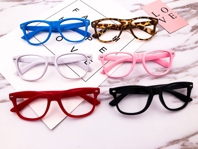 8a3659b21e fashion big glasses frame men women retro vintage decorative frames without  lenses square glass frame oculos