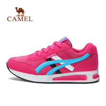 Camel camel for outdoor Women sneaker 2016 new design shock absorption breathable sport shoes A63360604
