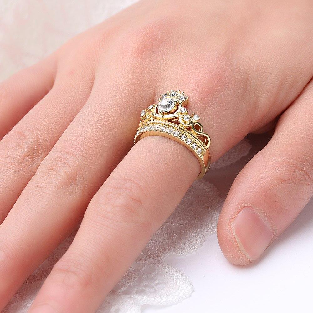 1Pcs 2017 Hot New Design for Women Fashion Jewelry Princess Wedding ...