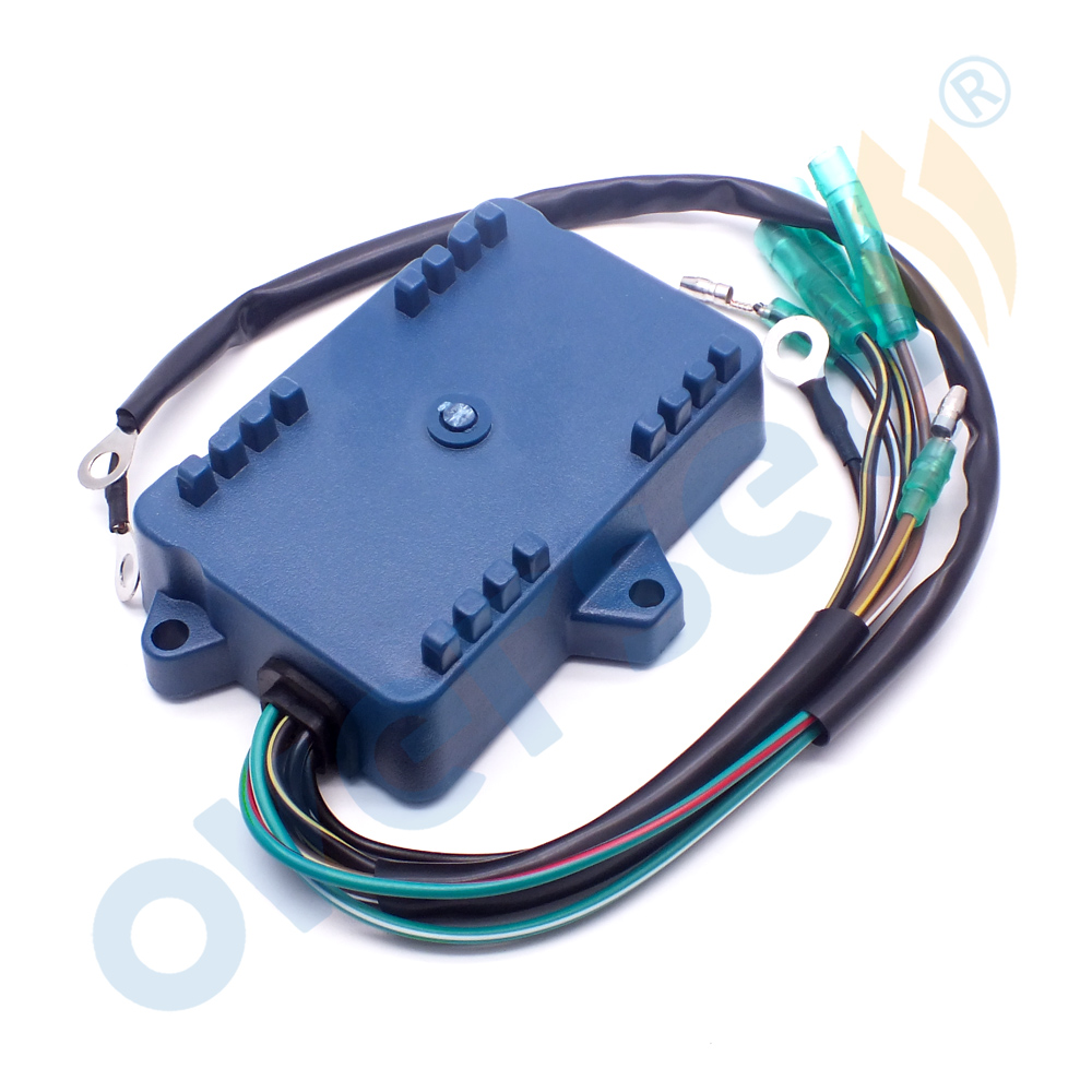 Switch Box Mariner CDI For Mercury Outboard Motor 6 8 10 15 16 20 25 HP 1994 1998 339 7452A19 114 7452K1-in Boat Engine from Automobiles & Motorcycles