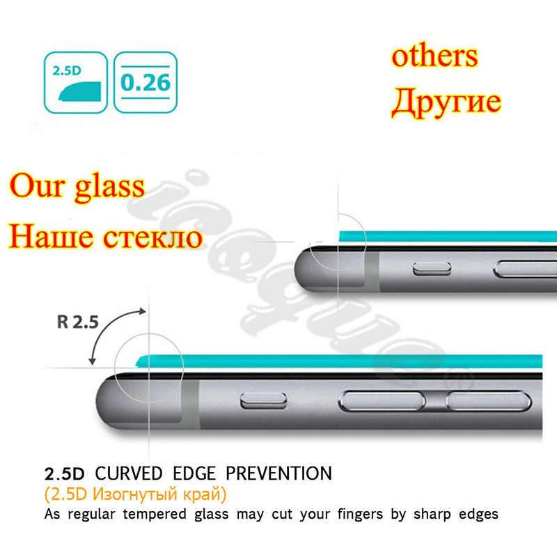 Icoque 9 H 2.5D vidrio para Nokia 8 Protector de pantalla película de vidrio para Nokia8 Nokia 5 6 7 3 2 Protector de vidrio templado Nokia 8