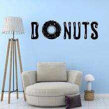 DIY Art domut Wall Stickers Vinyl Waterproof Home Decoration Accessories Decals