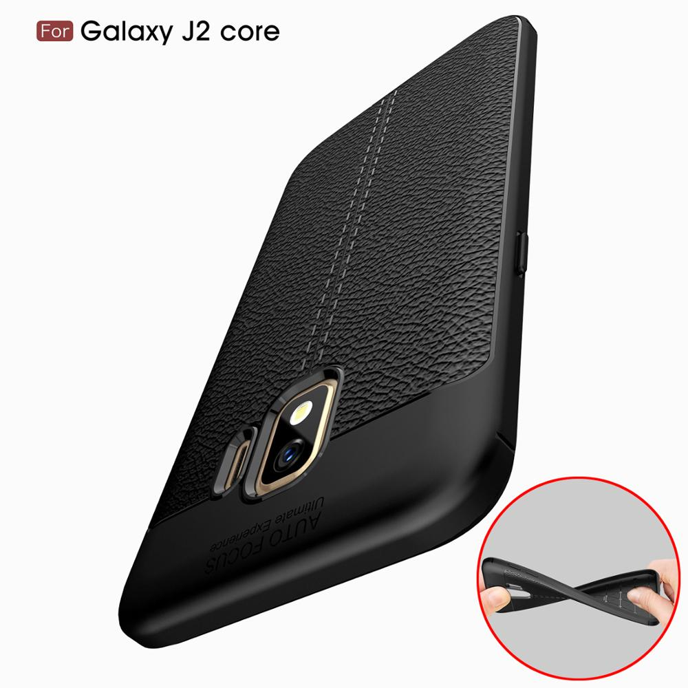 Coque Cover 5.0For Samsung Galaxy J2 Core Case For Samsung Galaxy J2 Core 2018 J260 J260F J260M J260Y J260G Coque Cover Case
