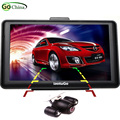 "Original iaotuGo 7"" Car GPS Navigation Rear Camera  Android Truck Navigator Quad Core Capacitive Bluetooth AVIN Wifi FM"