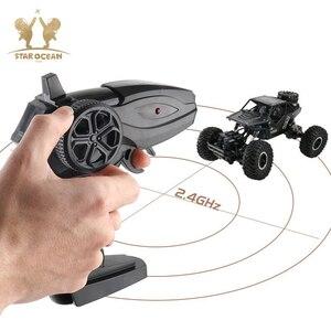 Image 4 - Control remoto todoterreno vehículo coche de conducción 2,4G 4C Drift Rock orugas RC coche Barro/Roca/piedra diversión al aire libre