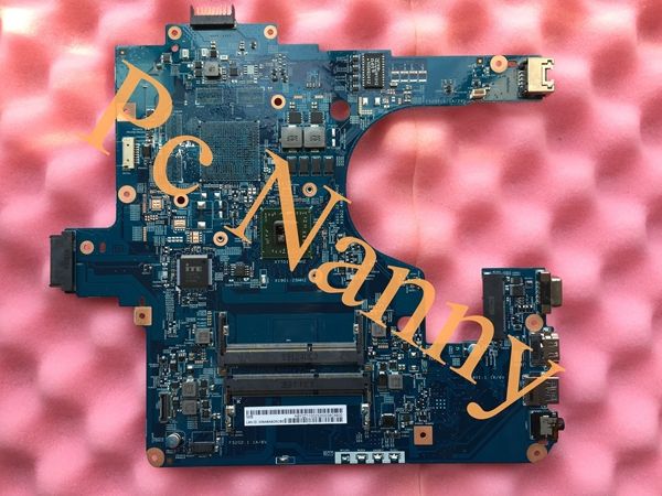 Laptop motherboard for GATEWAY NE522 NBY2Z11002 48.4ZK06.01M E1-2500 CPU on board Integrated High quality test before shipment