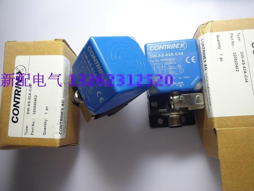 Original nouveau 100% carré fermer interrupteur DW-AS-63A-C44 capteur de proximité