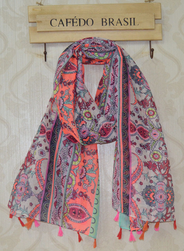 2014 Fall Fashion For Women Muslim Hijab Shawls And Hijabs
