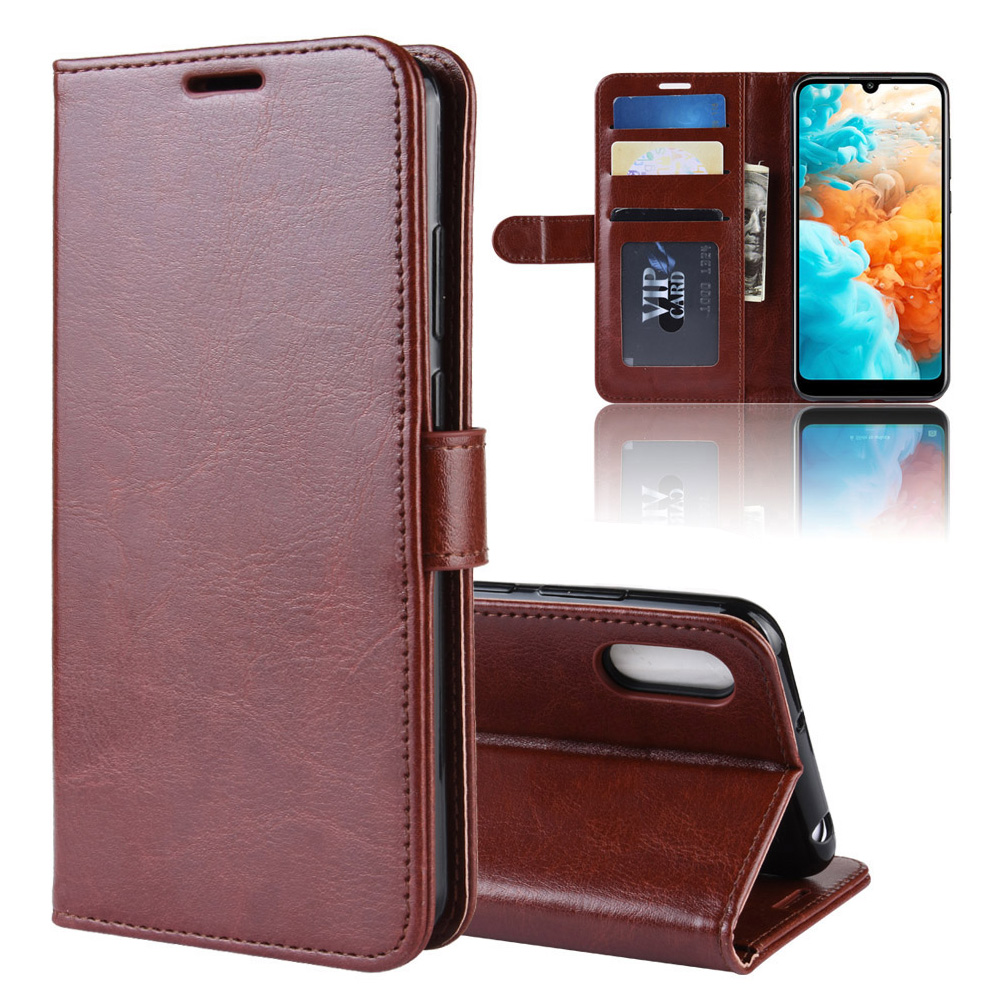 KOC3572Z_1_Wallet Leather Case with Card Slots and Stand for Cubot X19