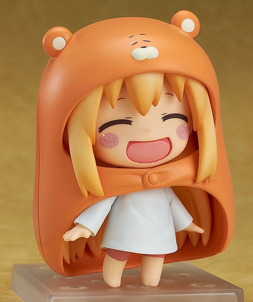 10cm Himouto Umaru-chan Nendoroid Umaru #524 Anime Action Figure PVC toys Collection figures for friends gifts 34