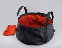 ベストセラー!折りたたみ旅行洗面/キャンプ流域バケット/折りたたみ洗面台+送料無料