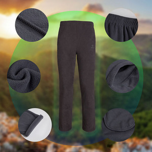 Image 5 - Winter Spring Warm Fleece Pants Men Women Outdoor Hiking Camping Fishing Trousers Sports Ultralight 8 Colors S   XXL Pants RW017