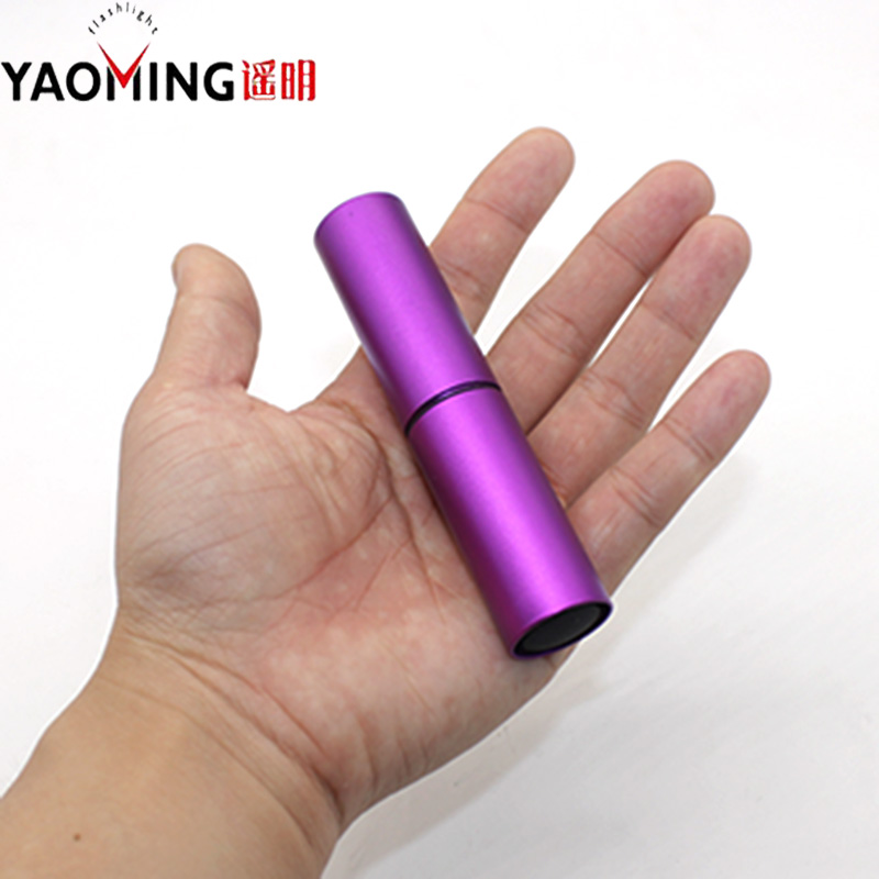 UV Flashlight 365nm Waterproof Ultraviolet Torch Lamp Porteble Purple Light Lantern by AA For Fluorescent agent detection