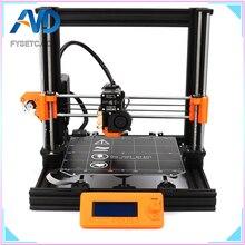 Ön satış 1 takım DIY klon Prusa i3 MK3 ayı 2040 v yuvası alüminyum profiller 3D yazıcı tam kiti manyetik içermez baskılı parçalar