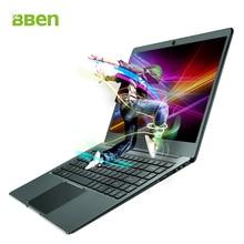 Bben Окна 10 N14W Intel Apollo N3450 Процессор узкий Рамка 4 г DDR3 Оперативная память 64 г EMMC + M.2 SSD Вариант ноутбука Ultrabook Тетрадь компьютер