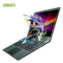 Bben Windows 10 N14W Intel Apollo N3450 CPU Narrow Frame 4G DDR3 RAM/64GB Ram+M.2 SSD Option Laptop Ultrabook Notebook Computer
