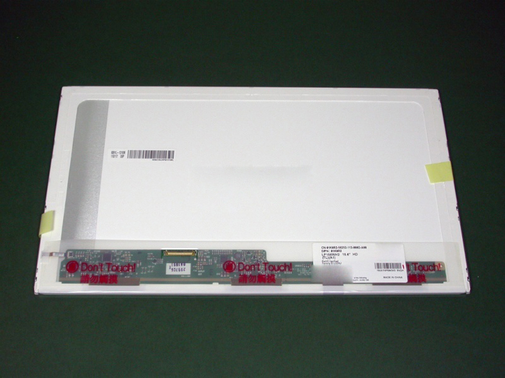 цена на Quying For Dell 6500  LCD matrix LP156WH2 TPB1  laptop screen 1366*768 30pin