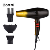 Professional Super Power Hair Blow Dryer Negative Ions Blower Hairdryer Heat Speed Adjustable Diffuser Styling Hairdressing