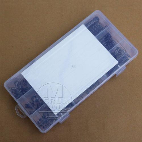 128 pièces fil dia 0.7-1.0mm 64 types de taille, Kit de ressort de Compression hélicoïdal - 4
