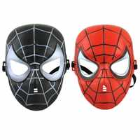 Super Cool Spiderman Cosplay Masks Full Face Masquerade Halloween Christmas Masks for Adult & Kids Mask Best Gift