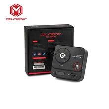الأصلي لفائف ماستر 521 تبويب صغير مفيد جهاز مدمج ل السجائر الإلكترونية البخاخة المقاومة Vs CoilMaster 521 Tab