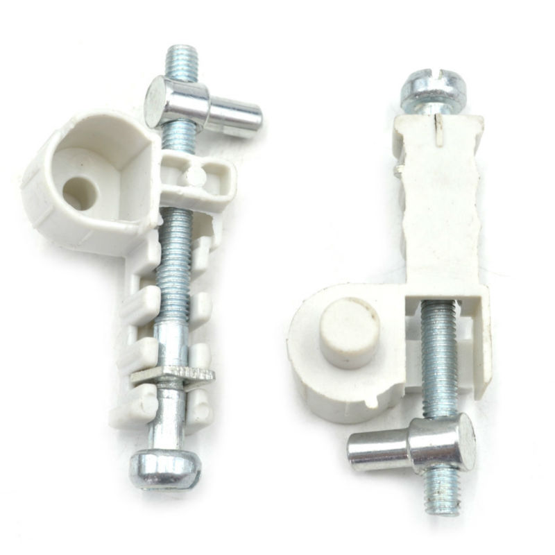 2PCS MS180 Chainsaw Adjusting Screw Tensioning Nut with Cover for Stihl 017 018 MS170 #11206641500 11236641605 2 set throttle trigger interlock kit for stihl ms 180 170 ms180 ms170 018 017 chainsaw replacement parts 1130 182 0800 1130 18