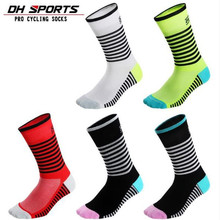 Cycling Socks (3 Pairs/lot) DH SPORTS/DH09 Nylon Men Sports Socks Basketball Outdoor Hiking Socks 2 pairs men s breathable outdoor socks hiking sports socks climbing socks s015