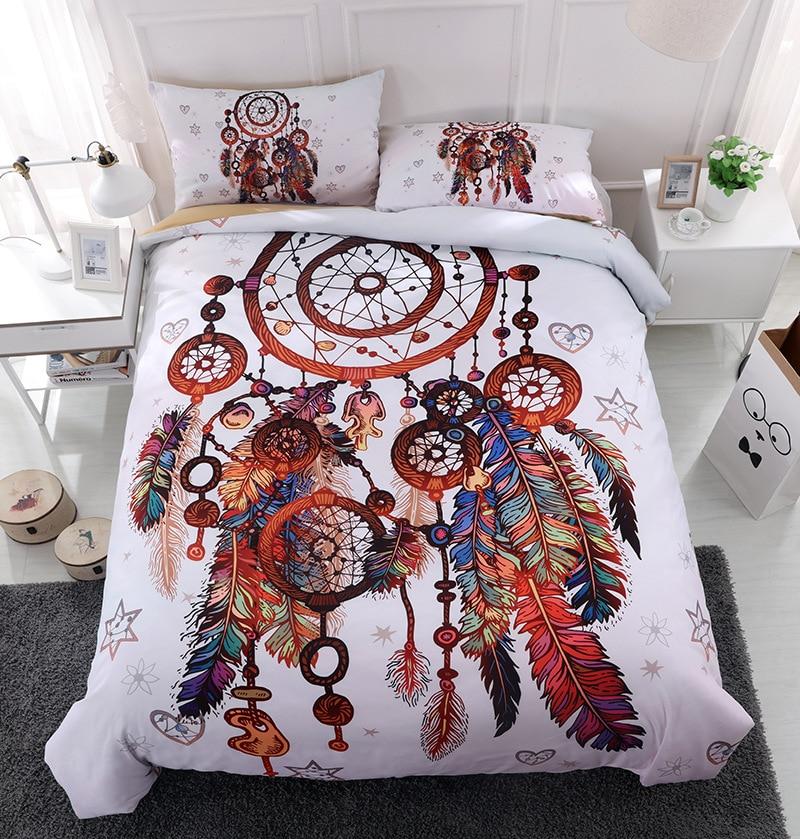 New Unique Duvet Cover Queen Bedding Set Twin Full Queen