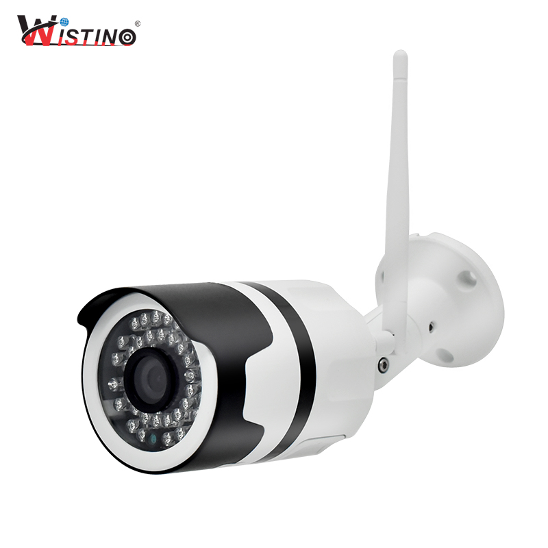 Wistino CCTV 960P Wifi IP Camera Outdoor Waterproof 720P Security Camera Street Bullet Wireless Surveillance Camera Night Vision wistino metal housing cover case new ip66 cctv camera outdoor use casing waterproof bullet for ip camera hot sale white color