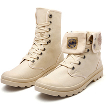 New Casual Shoes Men Military Boots Quality Special Force Tactical Desert Combat Ankle Boots Army Work Shoes canvas Snow Boots