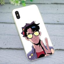 Slim Soft TPU Silicone Cover for iPhone 6 TV Riverdale Phone Case for iPhone 6 Plus 6S 7 8 X Xs Max XR 5 5S SE Cases(China)
