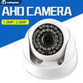 HD 720 P 1080 P 1MP Cúpula AHD Cámara de 2MP CMOS de Vídeo de Seguridad HD analógica Cámara de Visión Nocturna IR 20 M CCTV Cámara 1080 P AHD DVR