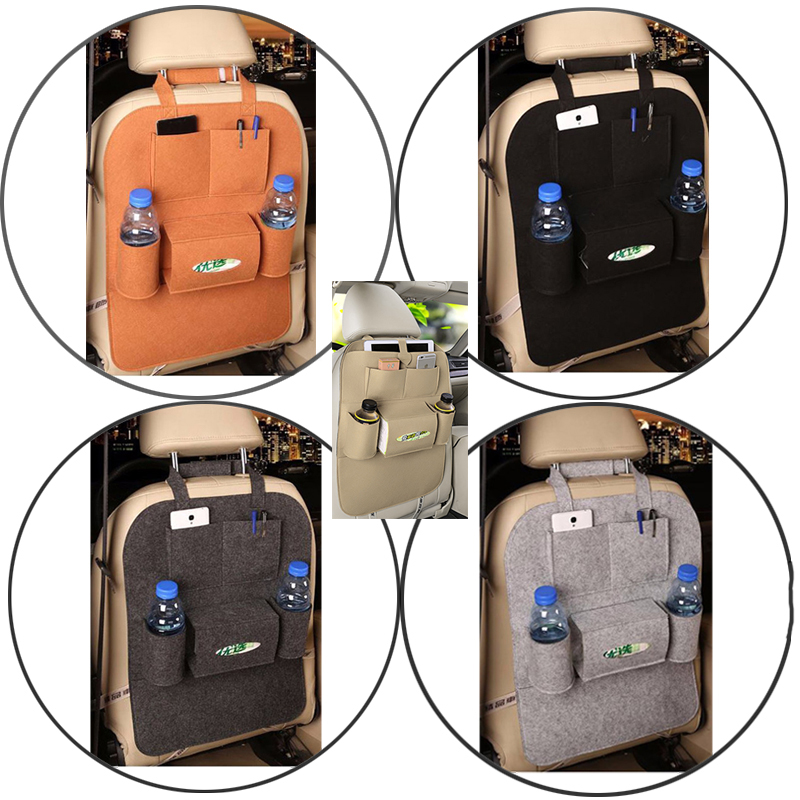 Baby Car Seat Back Storage Bags Dolly Shopping Cart Covers Children Kids Bag For Storing Multi Pocket In From Mother