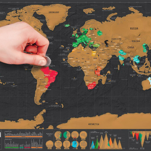 2017 hot sale 1pc black word map deluxe travel scratch world map 2017 hot sale 1pc black word map deluxe travel scratch world map poster traveler vacation log gumiabroncs Image collections